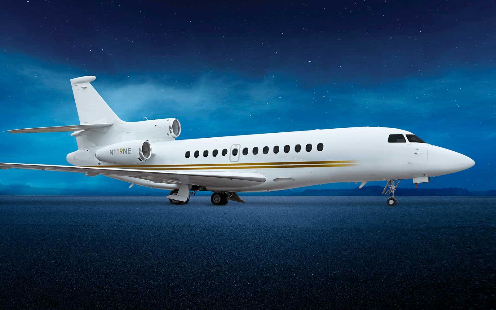 Falcon N119NE