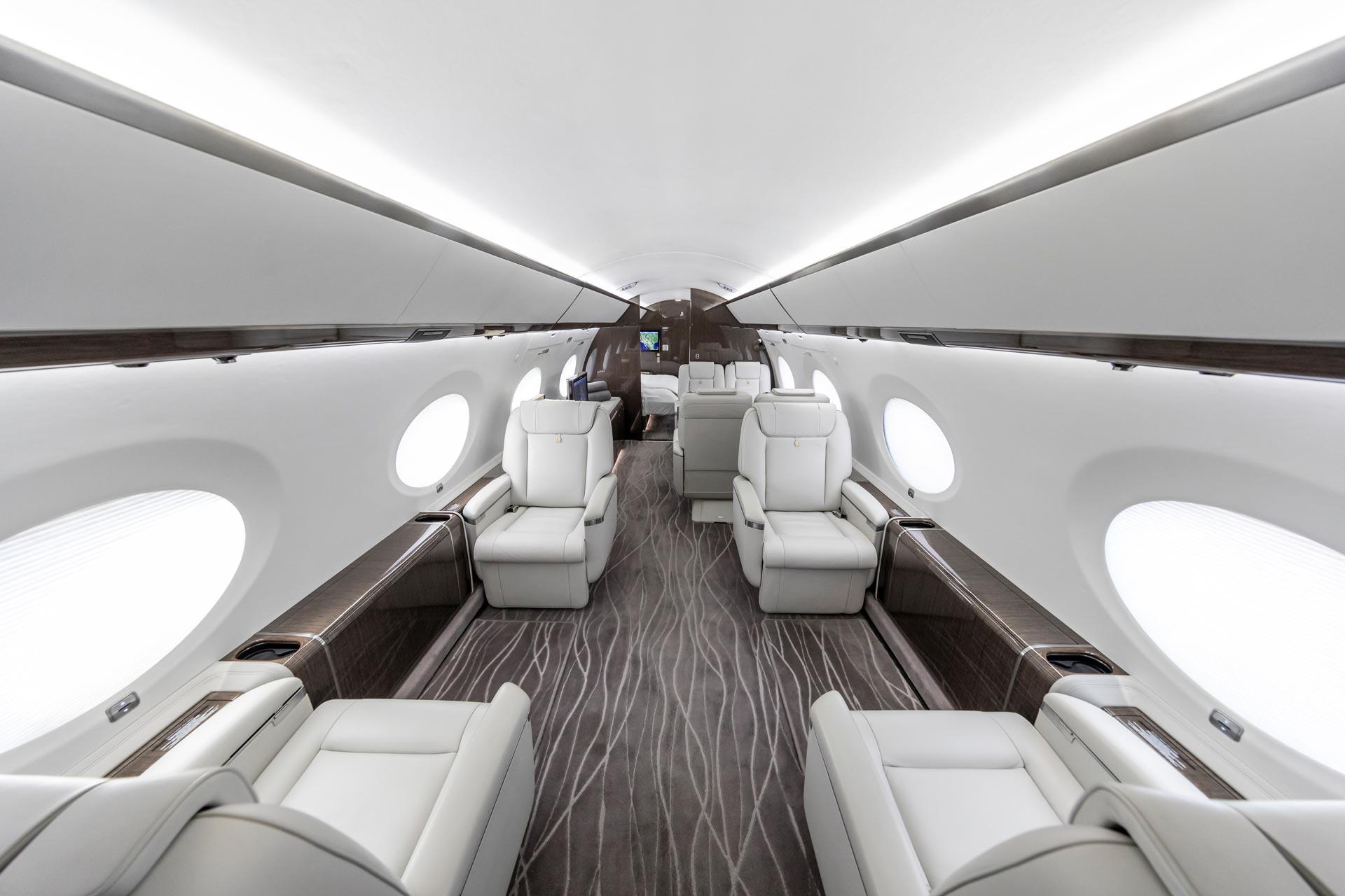 Gulfstream G650 - N650GU