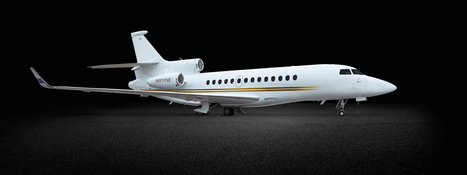 Falcon - N919NE