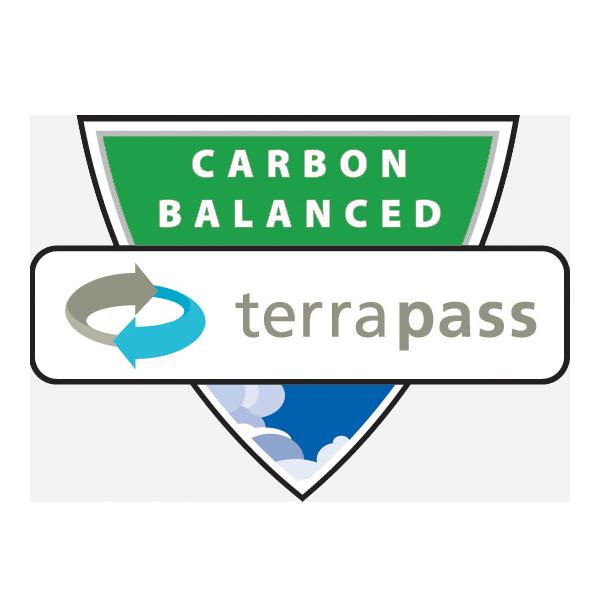 Carbon balanced terrapass