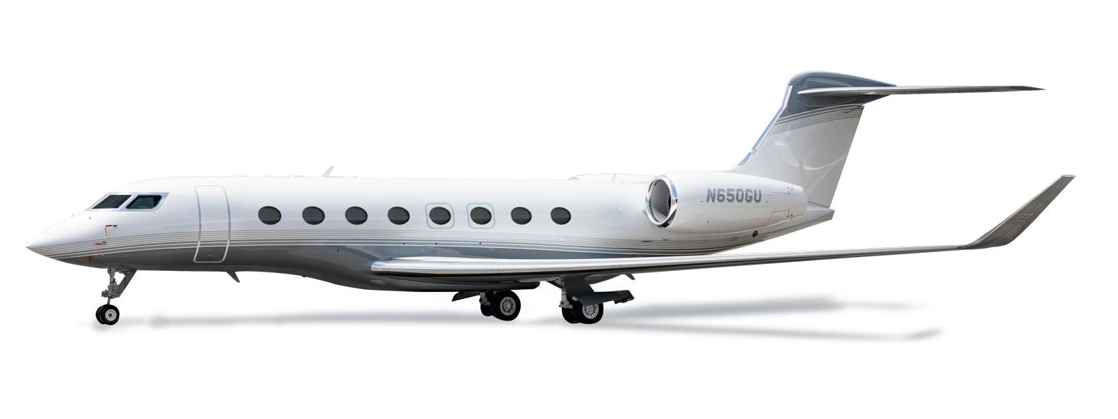 Gulfstream G650 Side