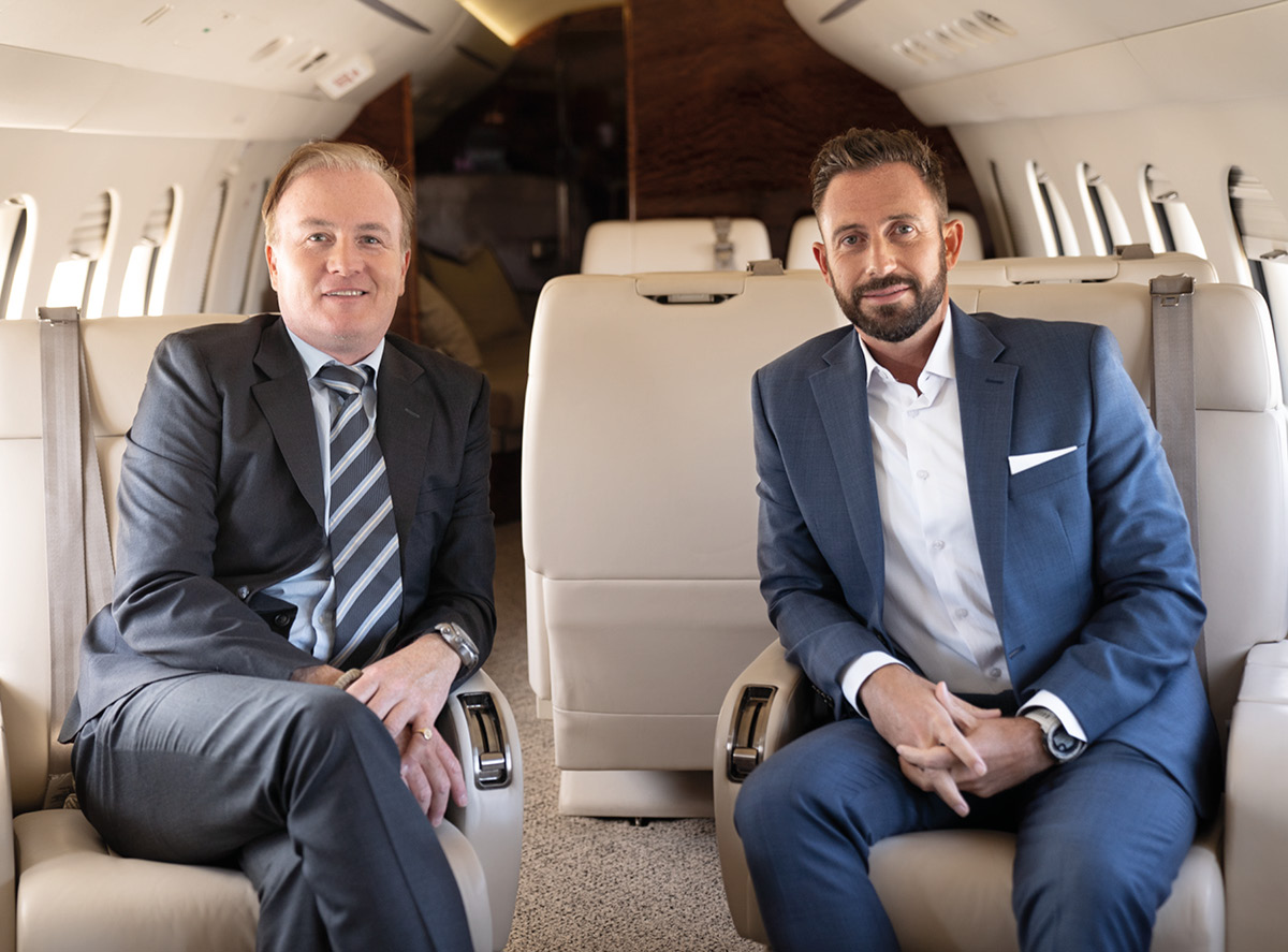Proven experts in aviation.