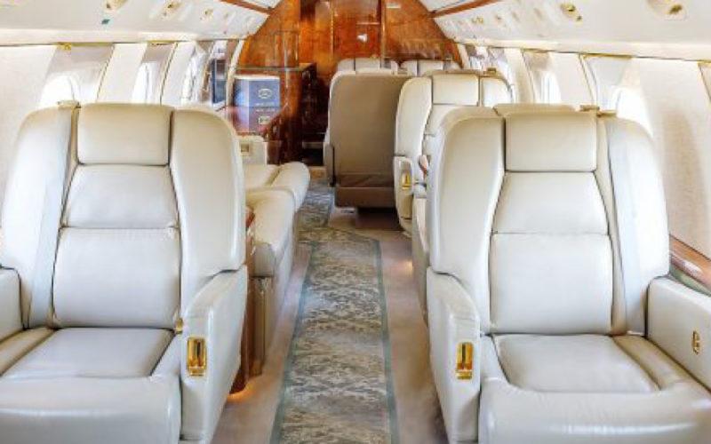 Gulfstream GV – N176SM