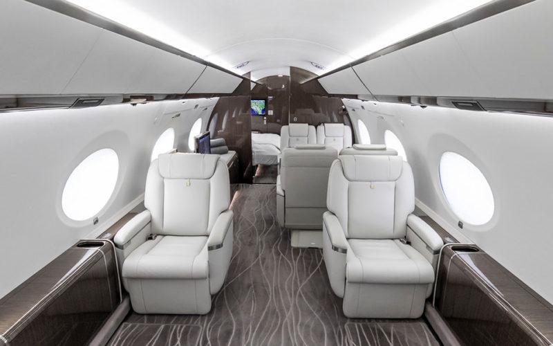 Gulfstream G650 – N650GU