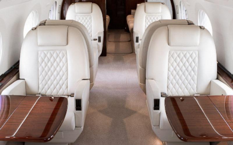 Gulfstream GV – N779WA