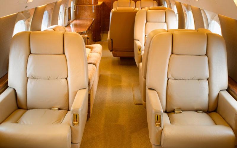 Gulfstream IV-SP – N926TT