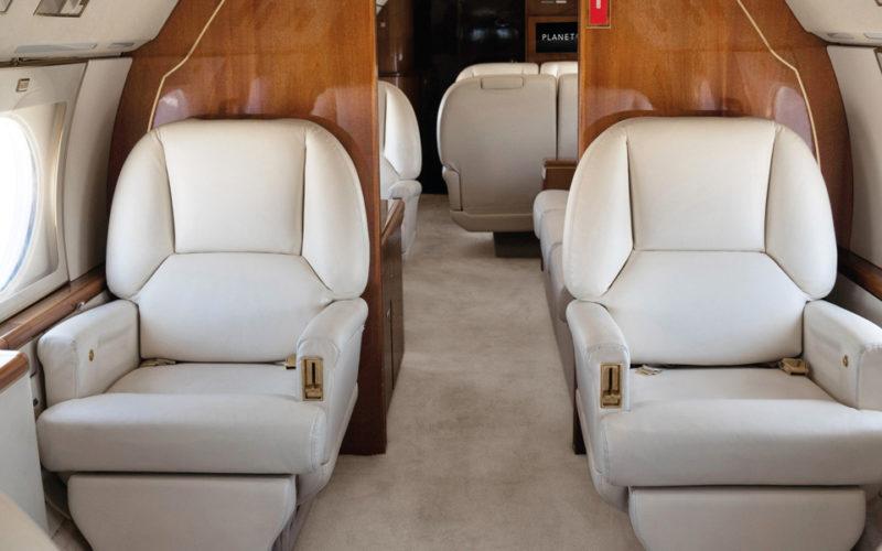 Gulfstream IV-SP – N178PT